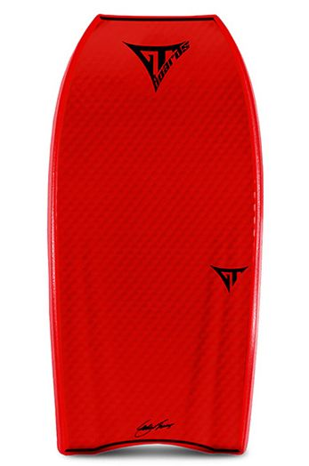 Prancha Bodyboard GT Boards GT MEGA-T D12 Red/Red