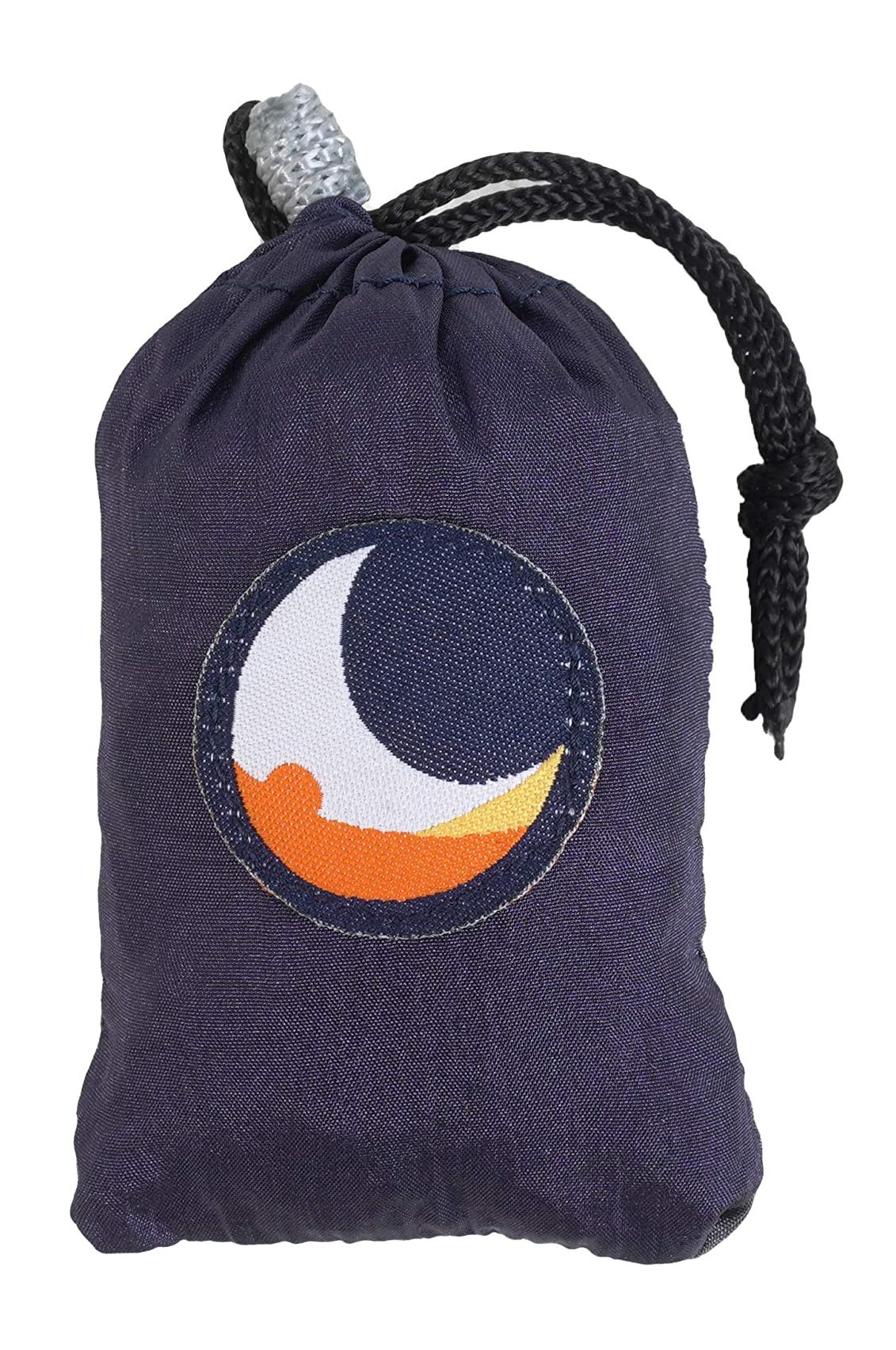 Saco Ticket To The Moon ECO BAG SMALL Navy Blue/Dark Grey