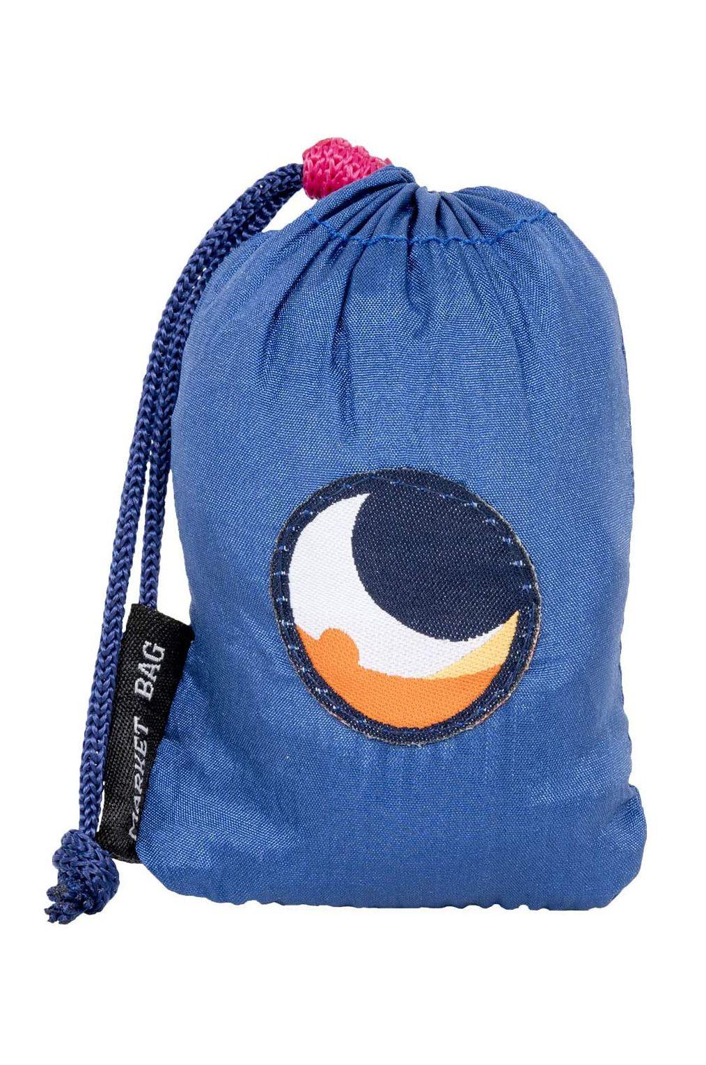 Ticket To The Moon Bag ECO BAG MEDIUM Royal Blue/Pink