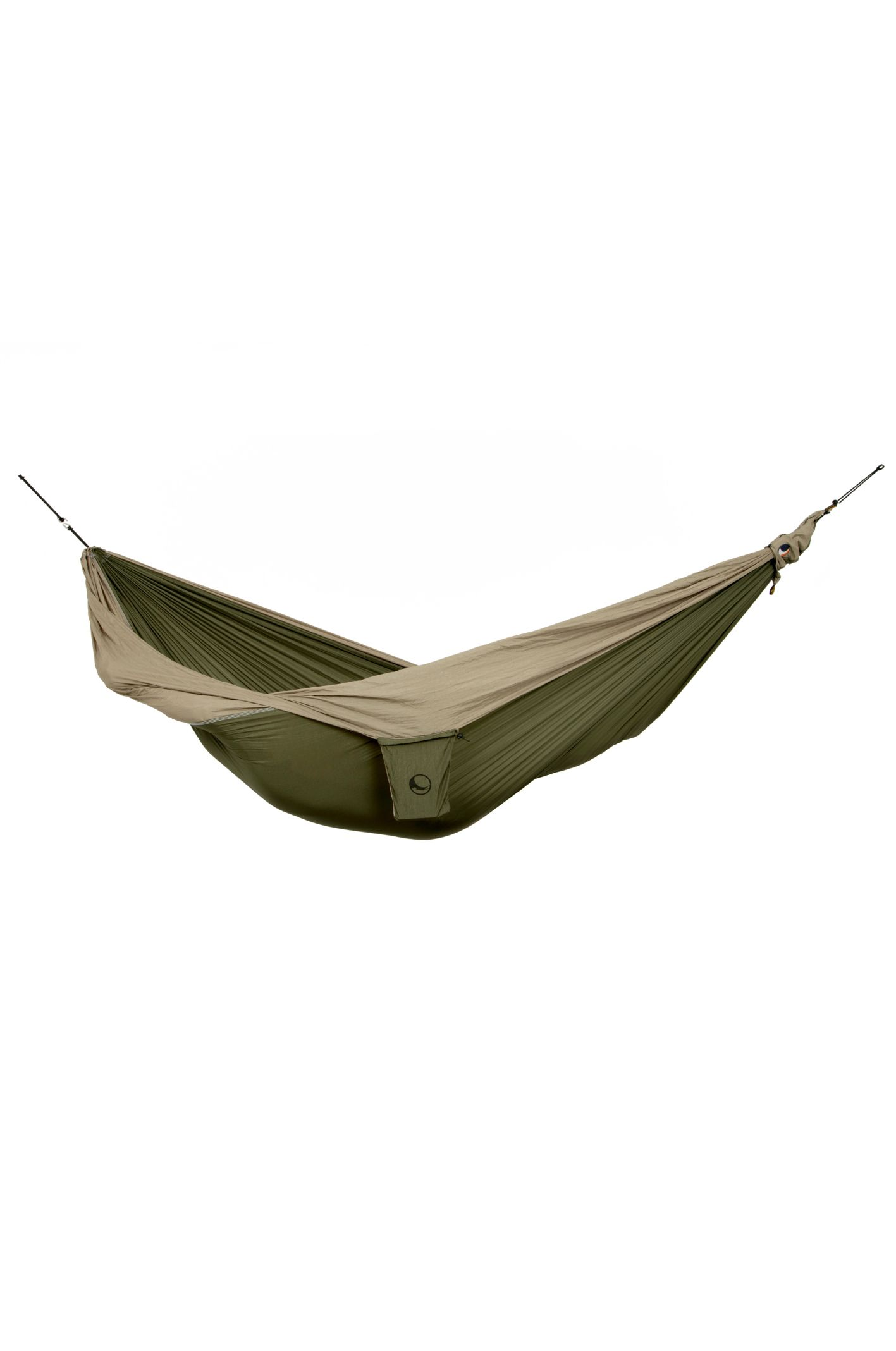DV Ticket To The Moon KING SIZE HAMMOCK Army Green/Brown