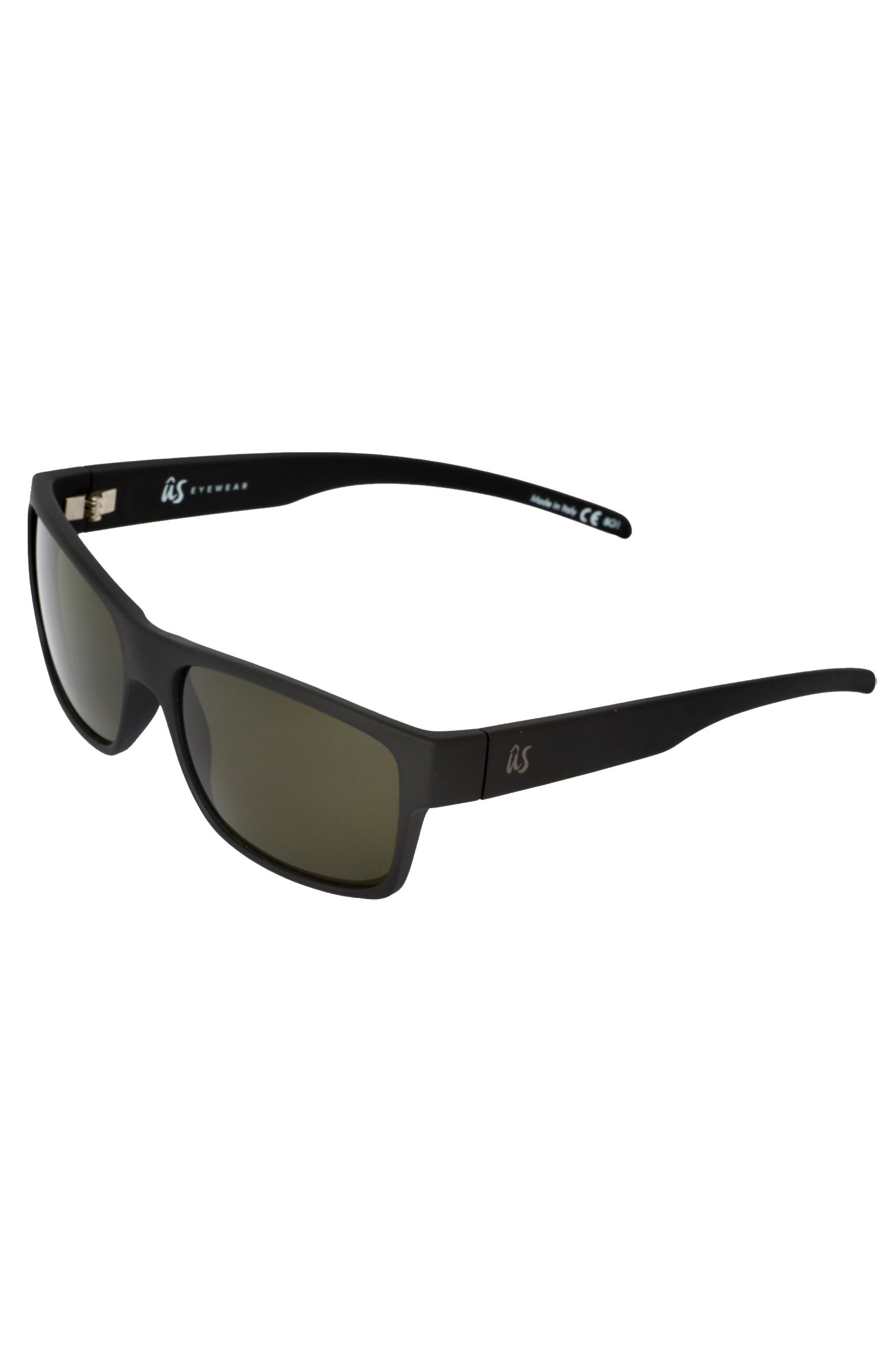 US Sunglasses HELIOS Matte Black/Vintage Grey Polarized