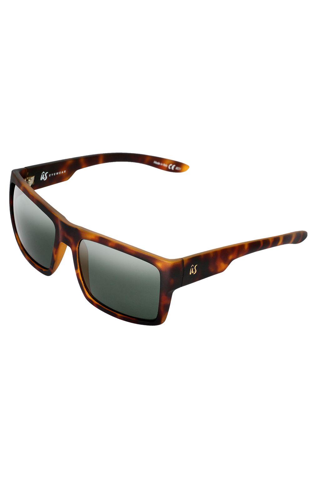US Sunglasses HELIOS Matte Tort/Vintage Grey