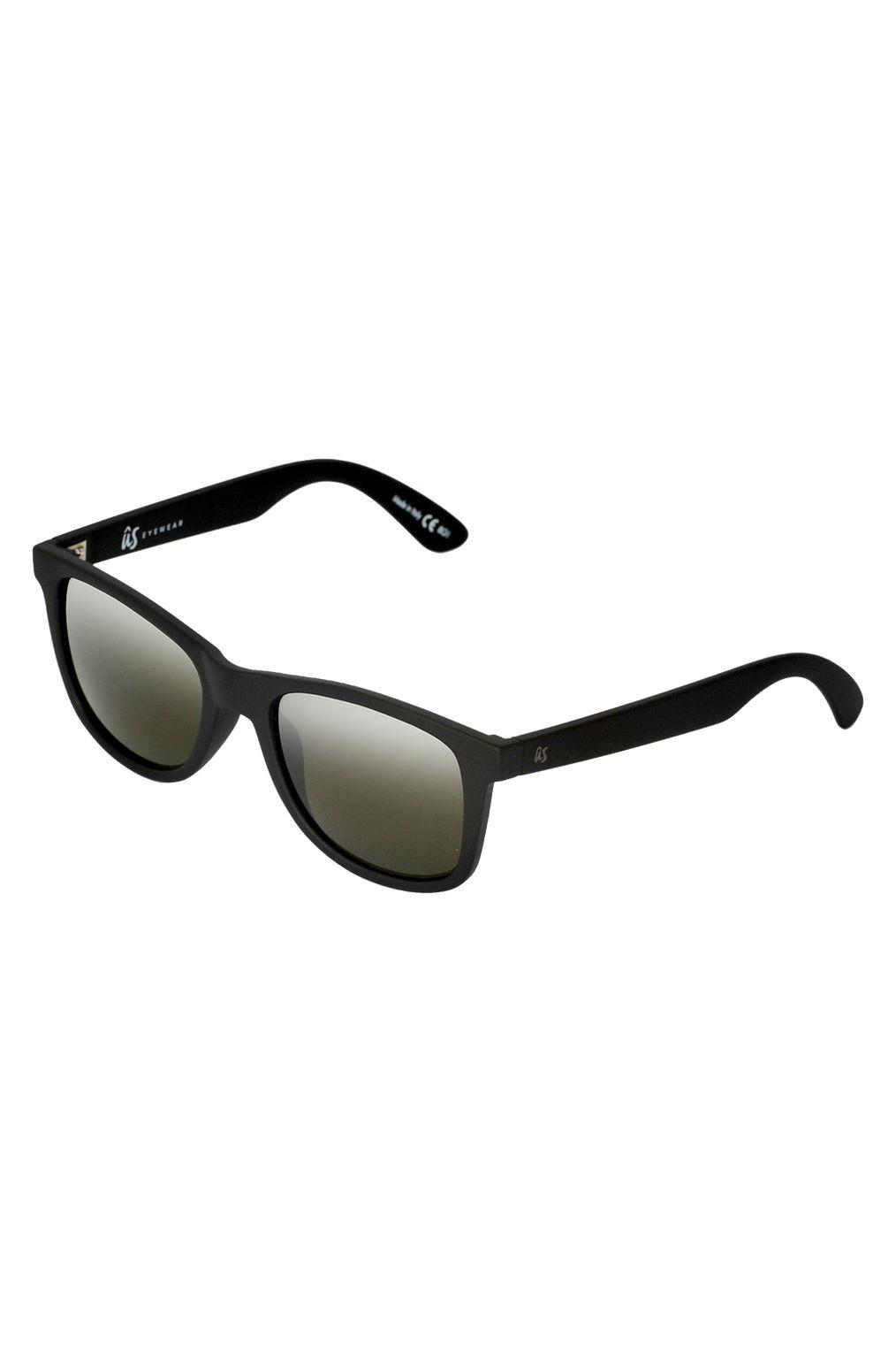 US Sunglasses MATY Matte Black/Vintage Grey Polarized