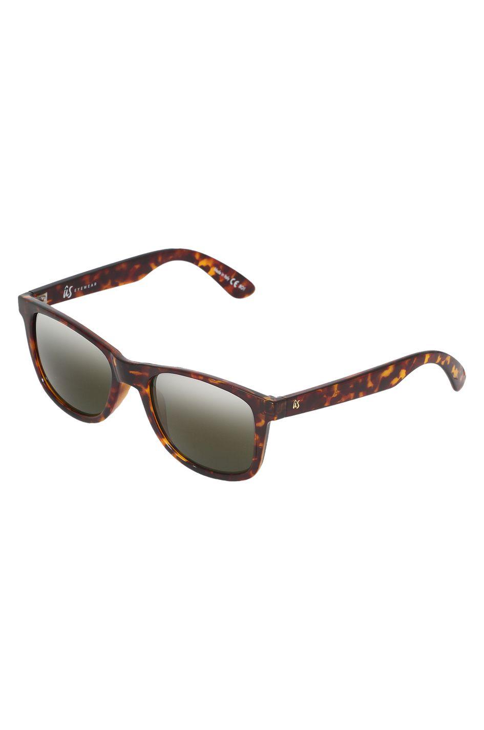 US Sunglasses MATY Gloss Tort/Vintage Grey Polarized