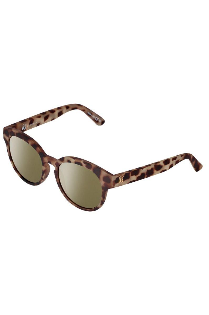 US Sunglasses NATHI Matte Vintage Tort/Gold Metallic