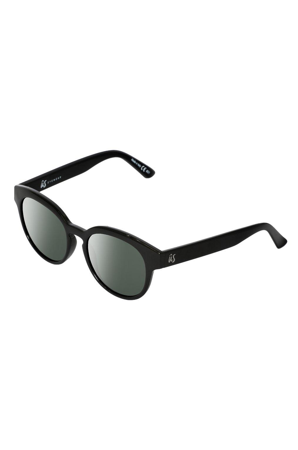 US Sunglasses NATHI Gloss Black/Vintage Grey