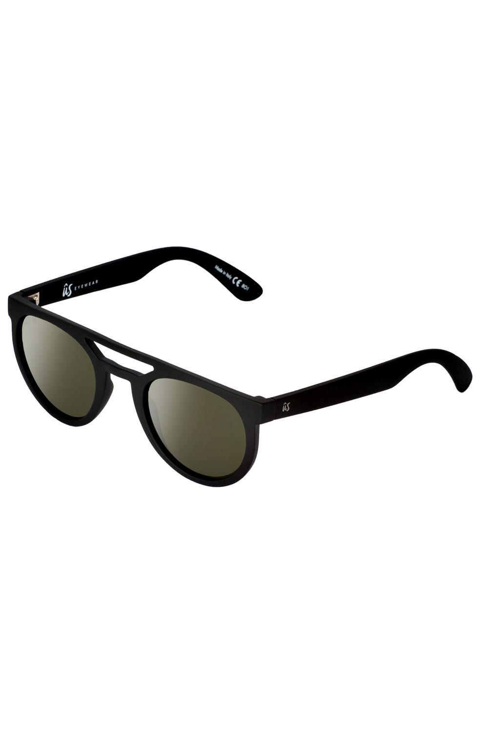 US Sunglasses NEOS Matte Black/Vintage Grey Polarized