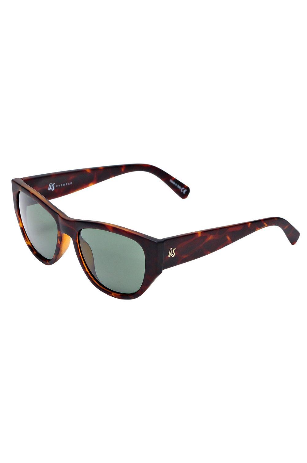 US Sunglasses DIMAGGIOS Matte Tort/Vintage Grey