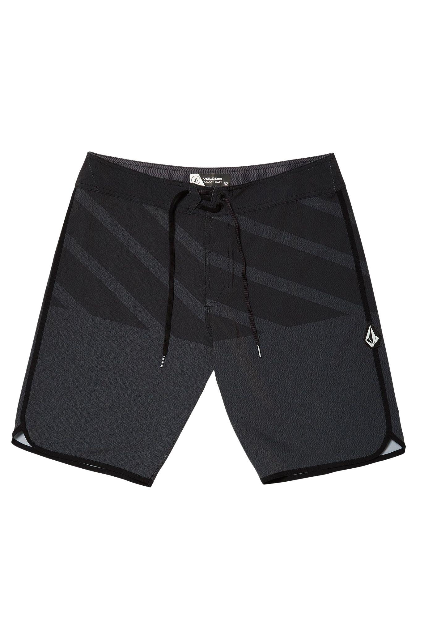 Volcom Boardshorts LIDO HEATHER MOD 20 Black