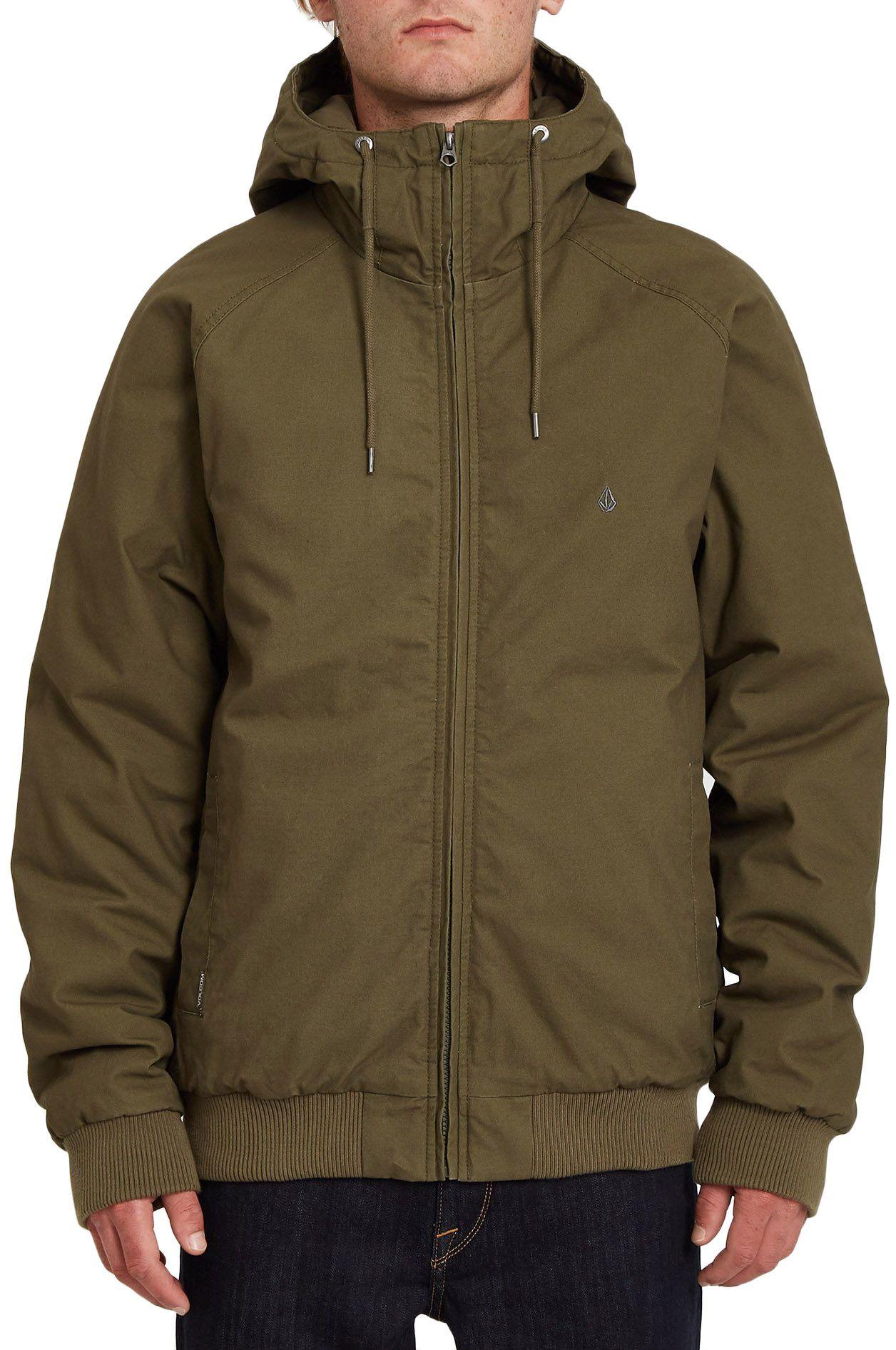 Volcom Jacket HERNAN COASTER JKT Military