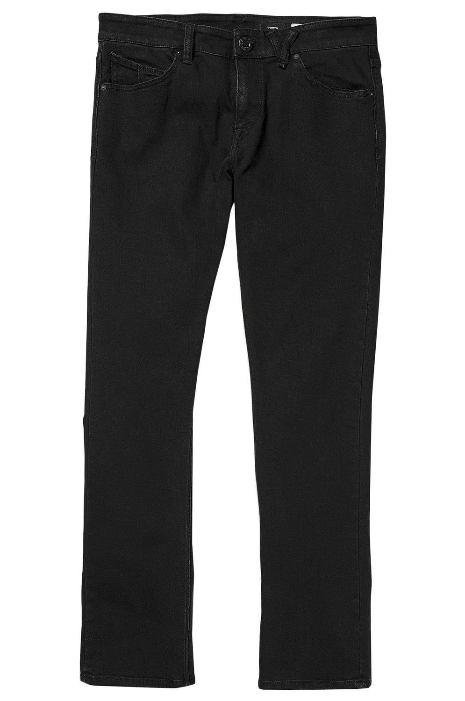 Volcom Pant Jeans VORTA Blackout