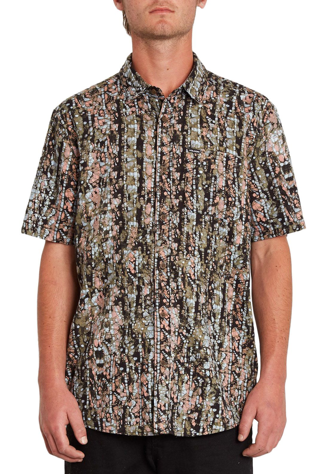 Volcom Shirt STRIVER S/S Old Mill