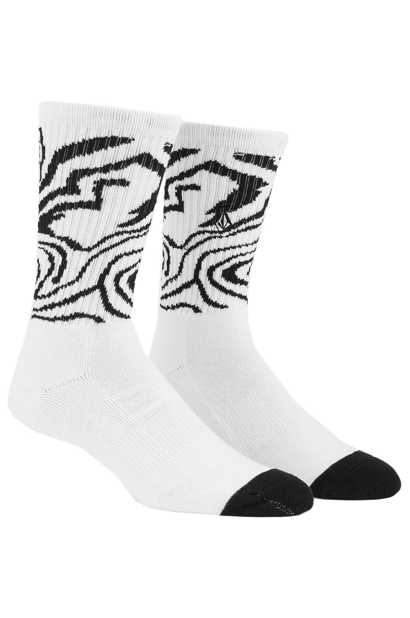 Volcom Socks VIBES SOCKS PR Black Stripe