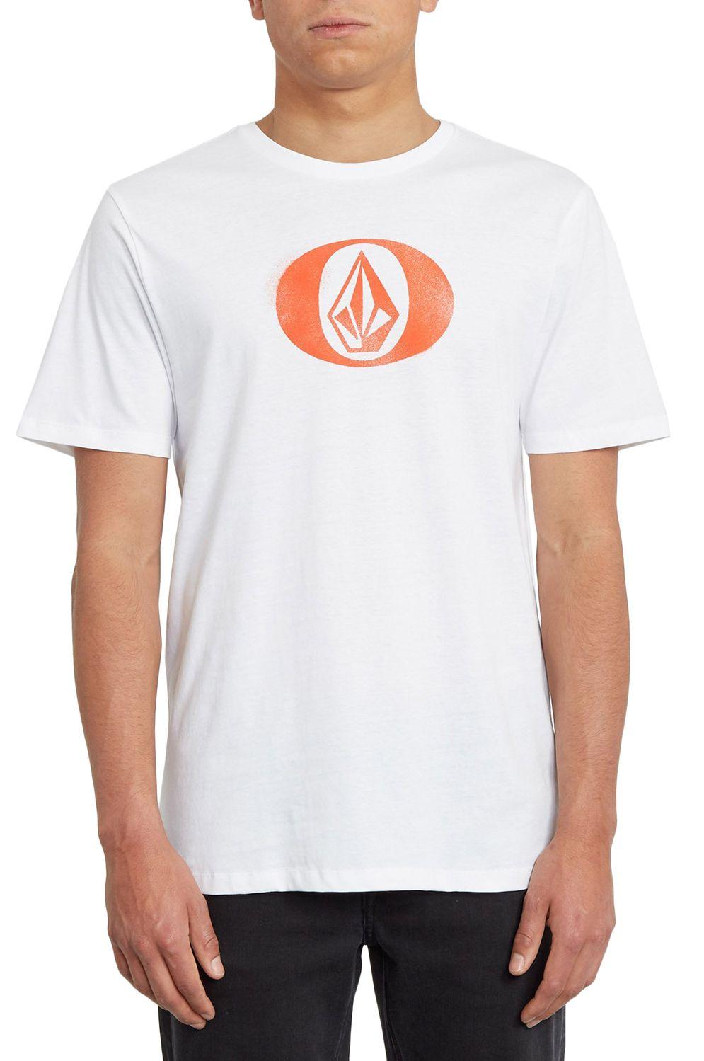 T-Shirt Volcom ELYPSE FTY White