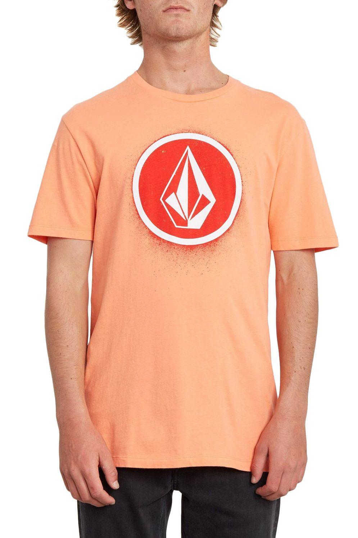 T-Shirt Volcom SPRAY STONE LTW Salmon