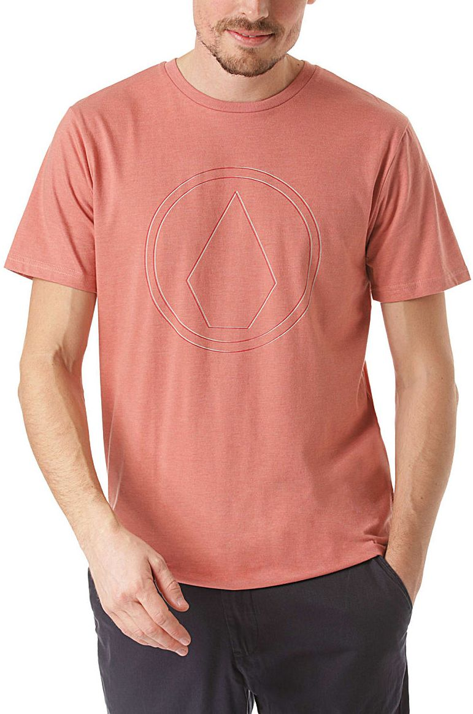 T-Shirt Volcom PINNER HTH Sandstone