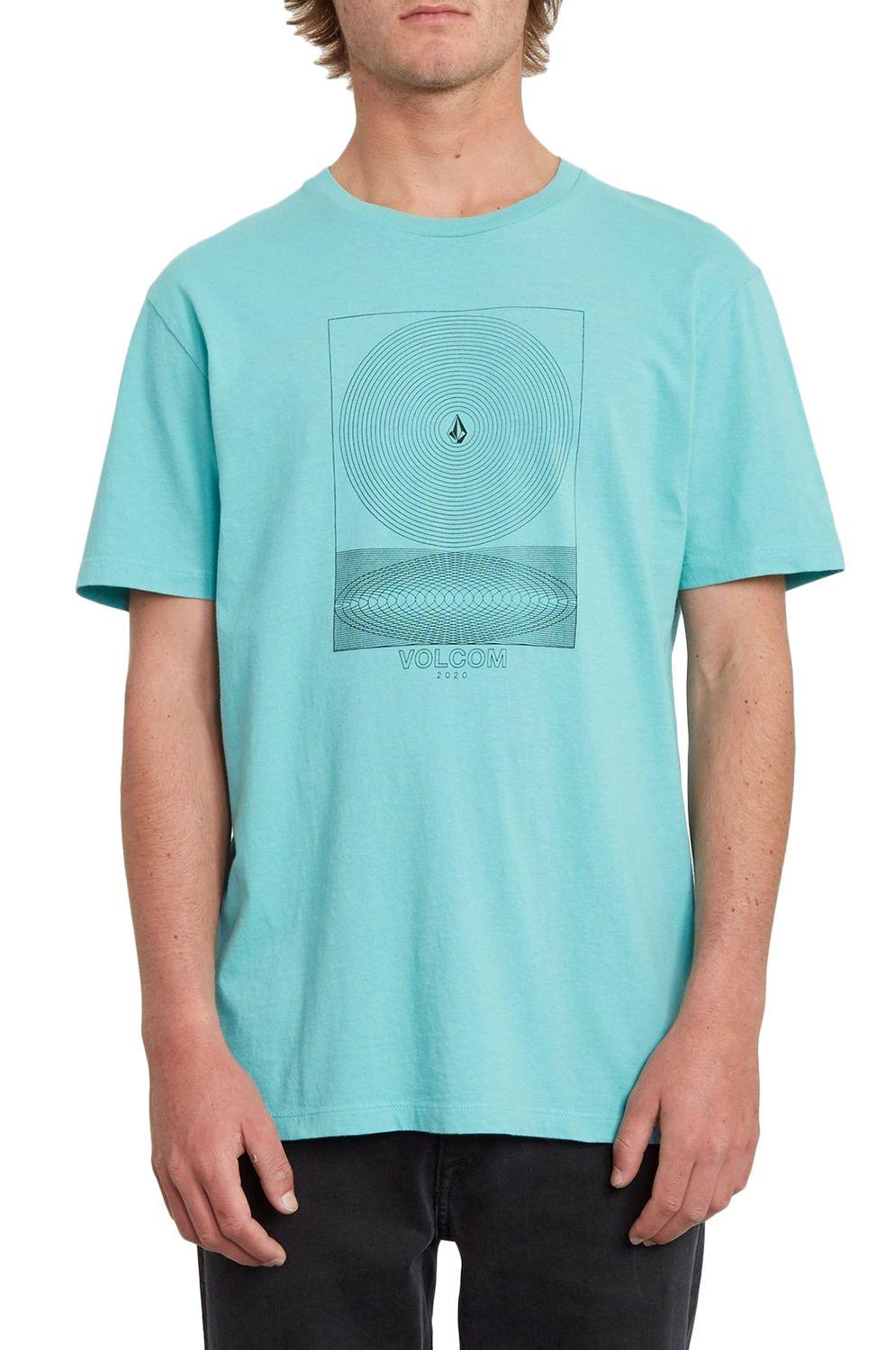 T-Shirt Volcom GRAVITAS LTW Mysto Green