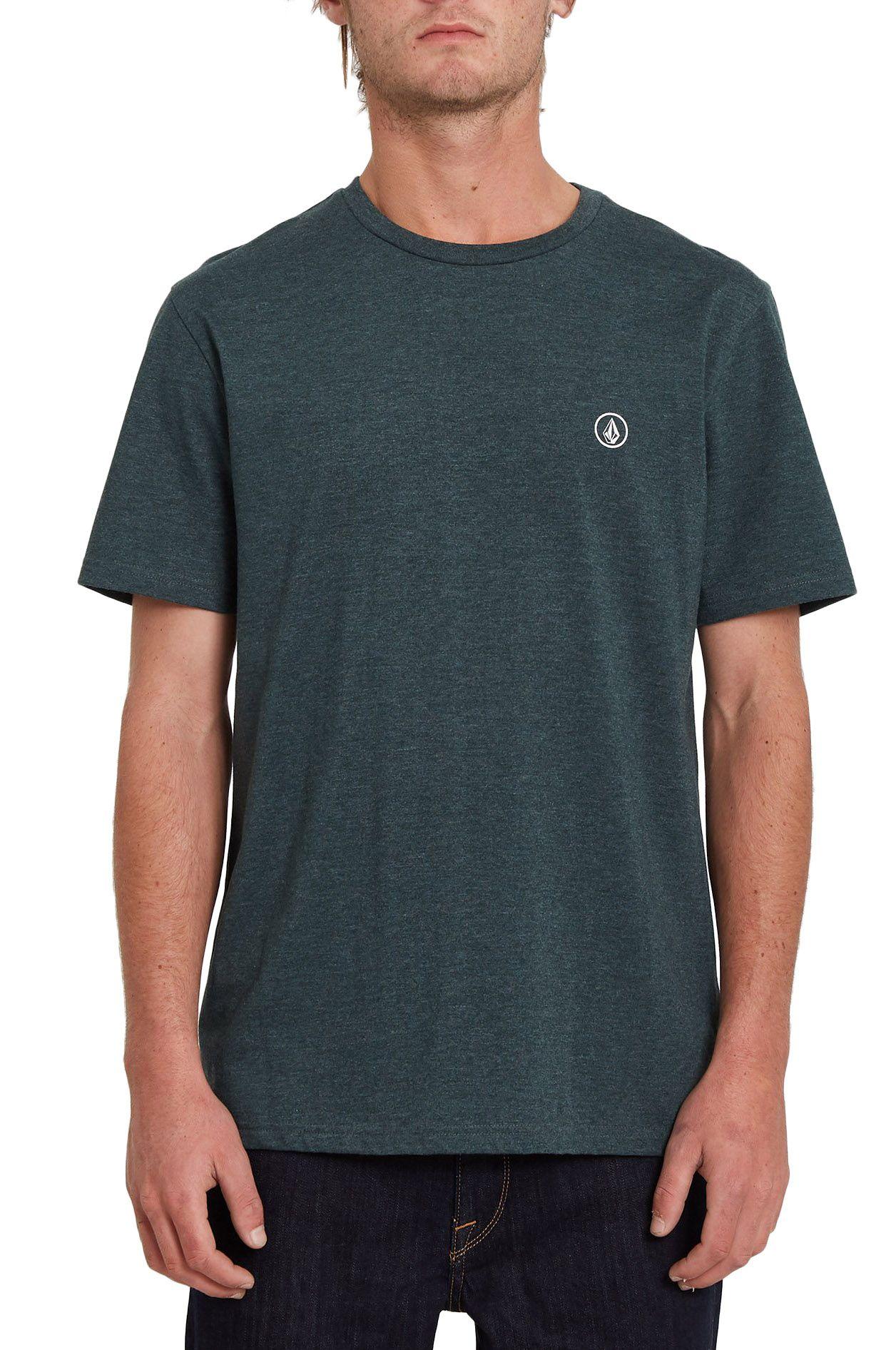 T-Shirt Volcom CIRCLE BLANKS HTH Scarab