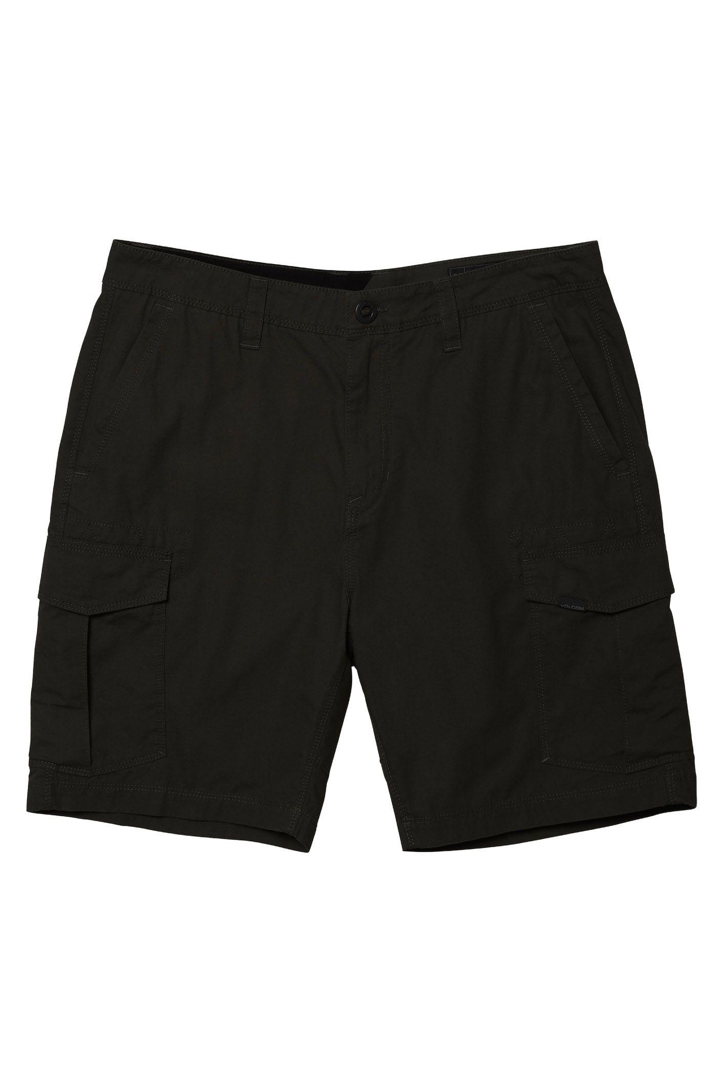 Volcom Walkshorts MITER III CARGO SHORT 20 Black
