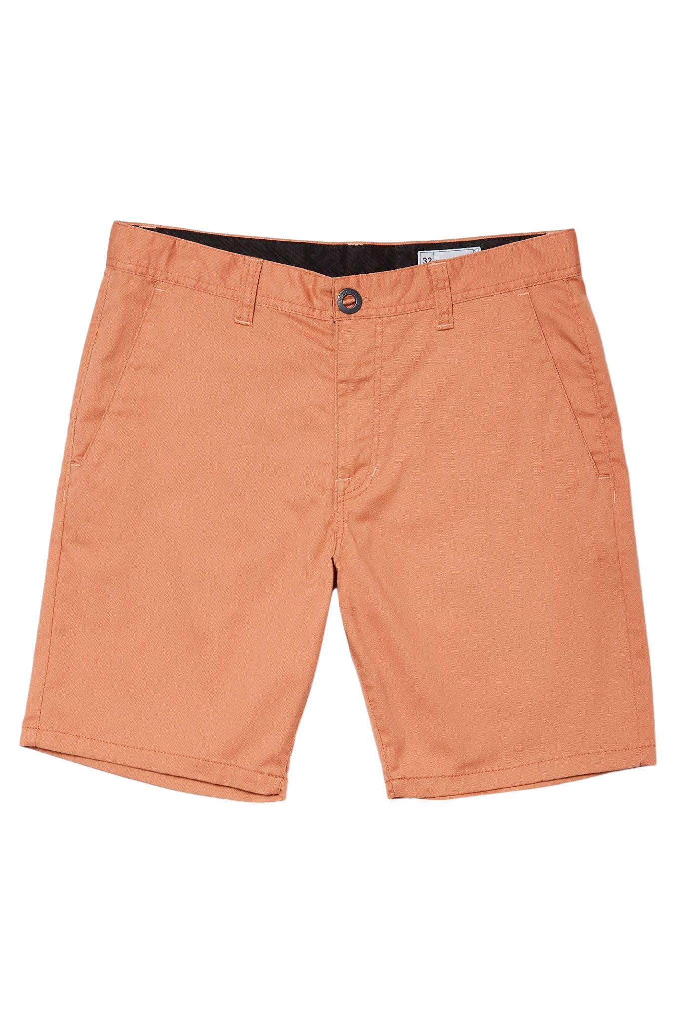 Volcom Walkshorts FRICKIN MDRN STCH 19 Clay Orange