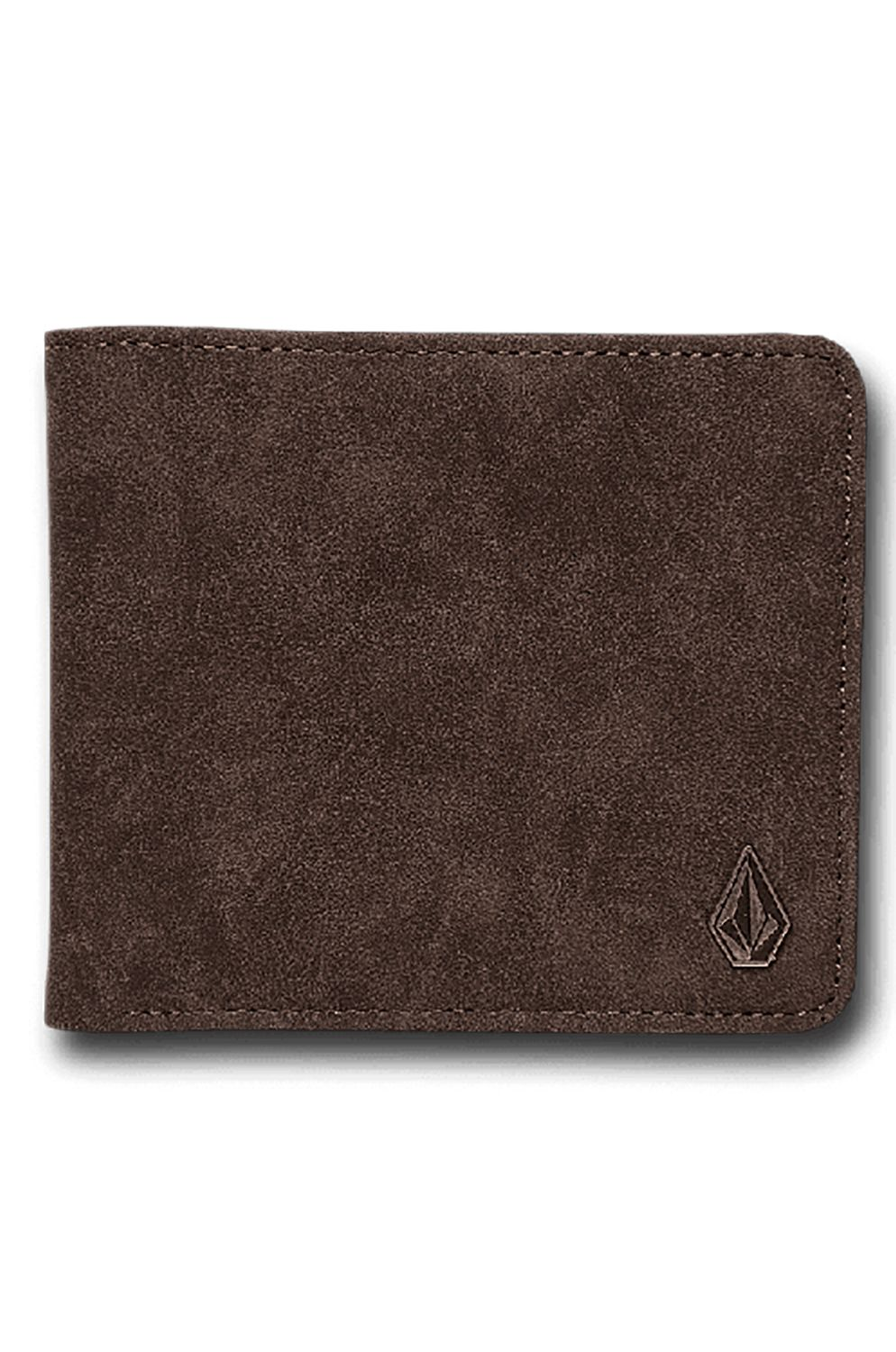 Carteira PU Volcom SLIM STONE Brown