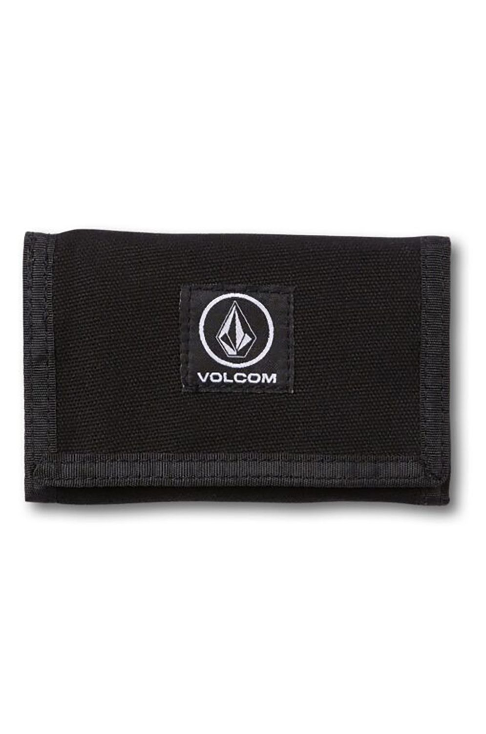Carteira Volcom BOX STONE WALLET Black
