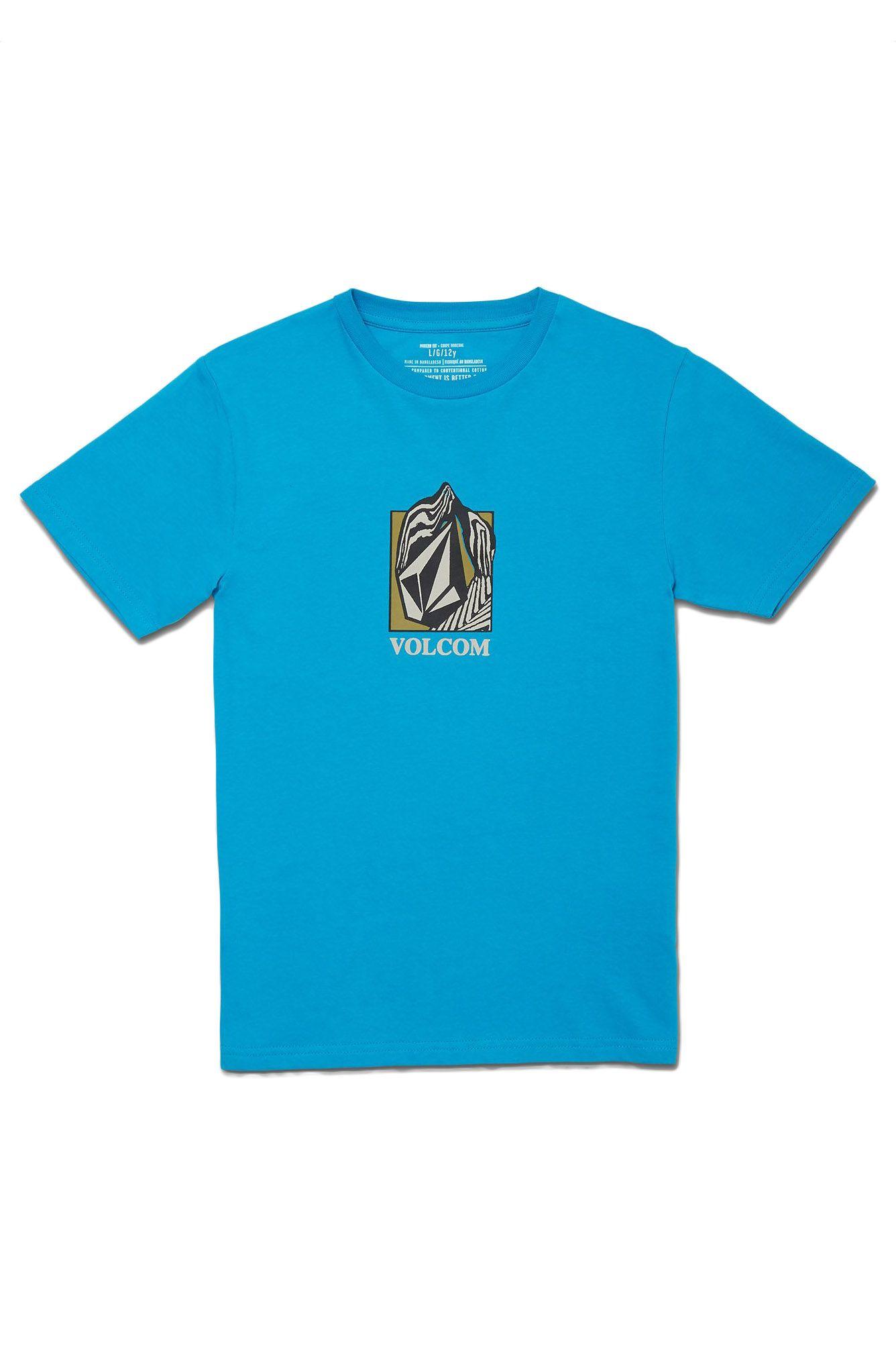 Volcom T-Shirt CROSTIC BSC SS Barrier Reef