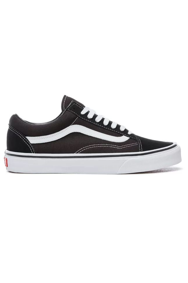 Tenis Vans OLD SKOOL Black/White