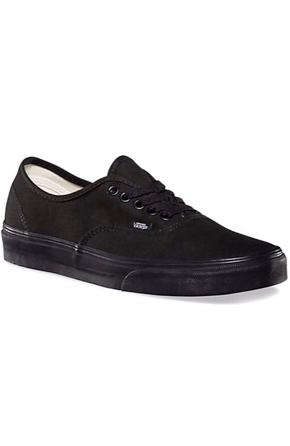 Tenis Vans AUTHENTIC Black/Black