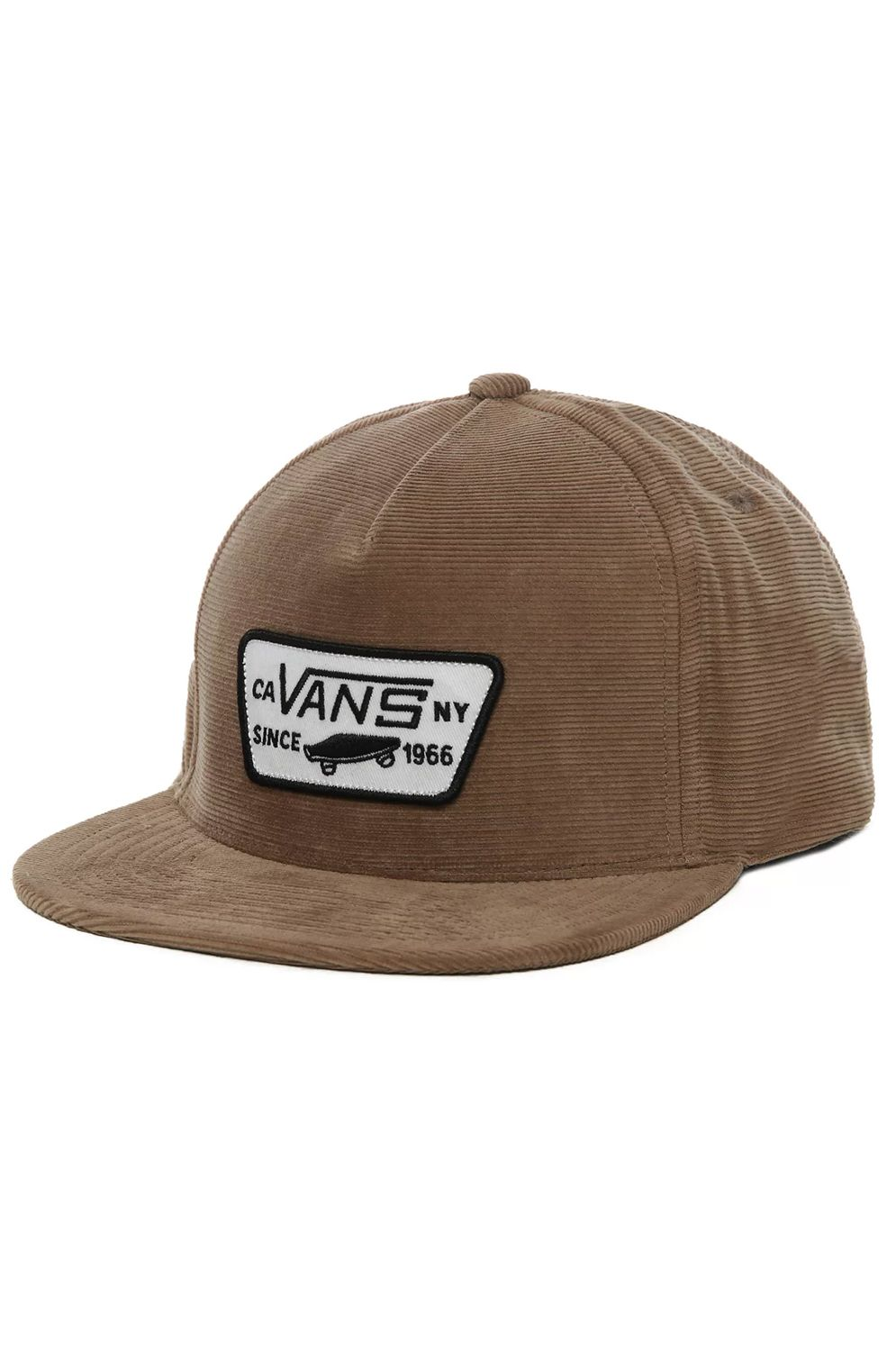 Bone Vans FULL PATCH SNAPBACK Dirt