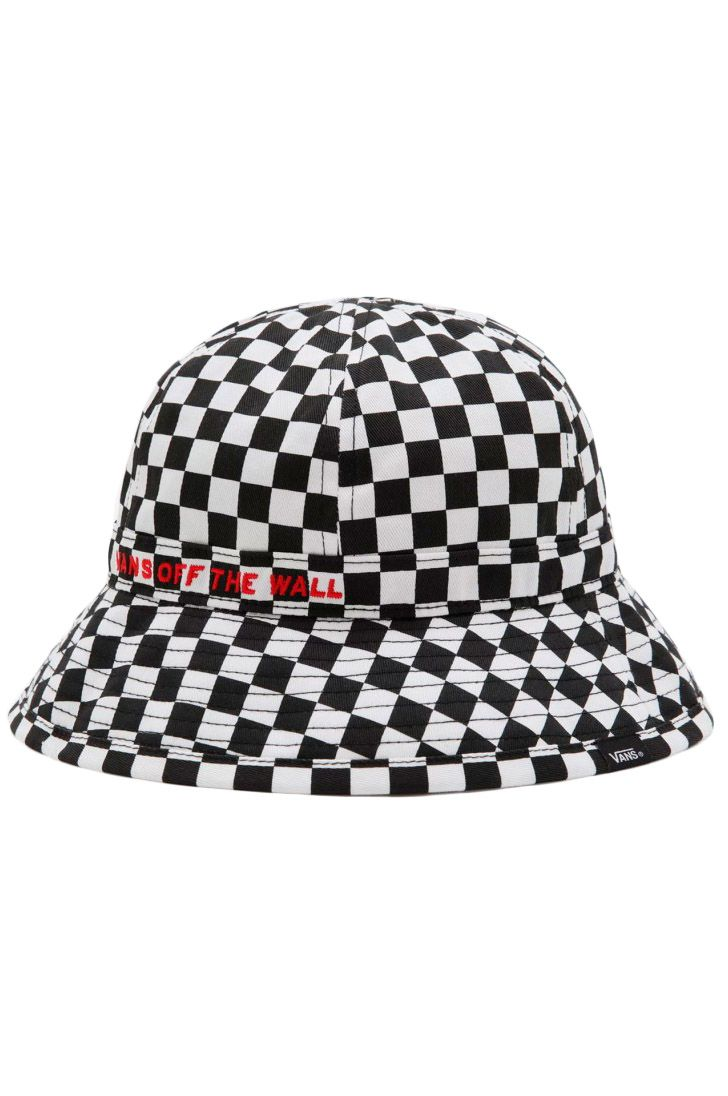 Chapeu Vans OFFSIDES BUCKET Checkerboard