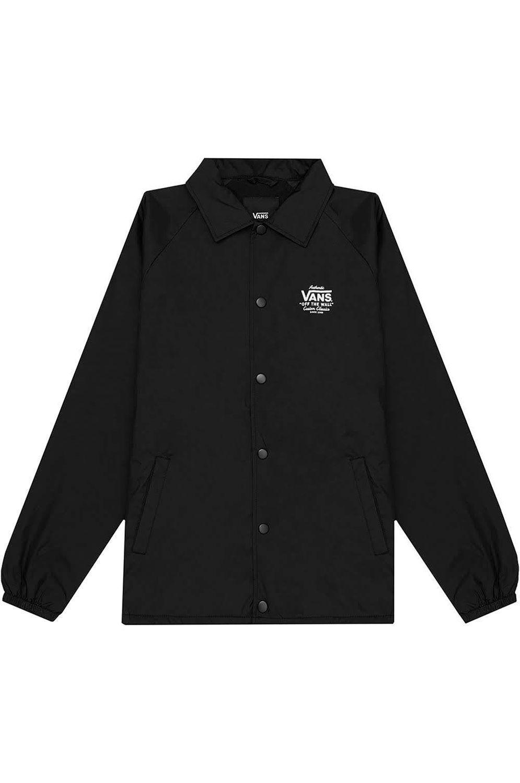 Vans Jacket Wind Breaker TORREY Black/White