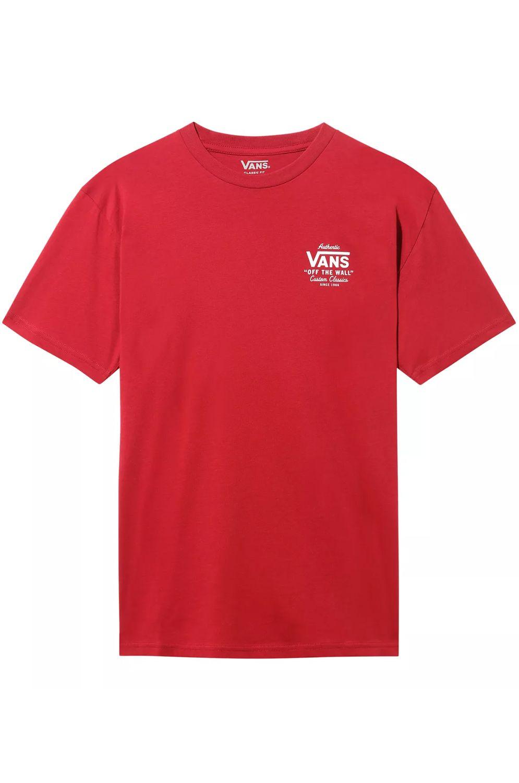 Vans T-Shirt HOLDER ST CLASSIC Cardinal