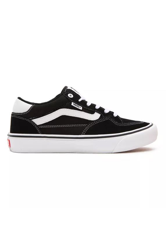 Vans Shoes MN ROWAN Black/True White