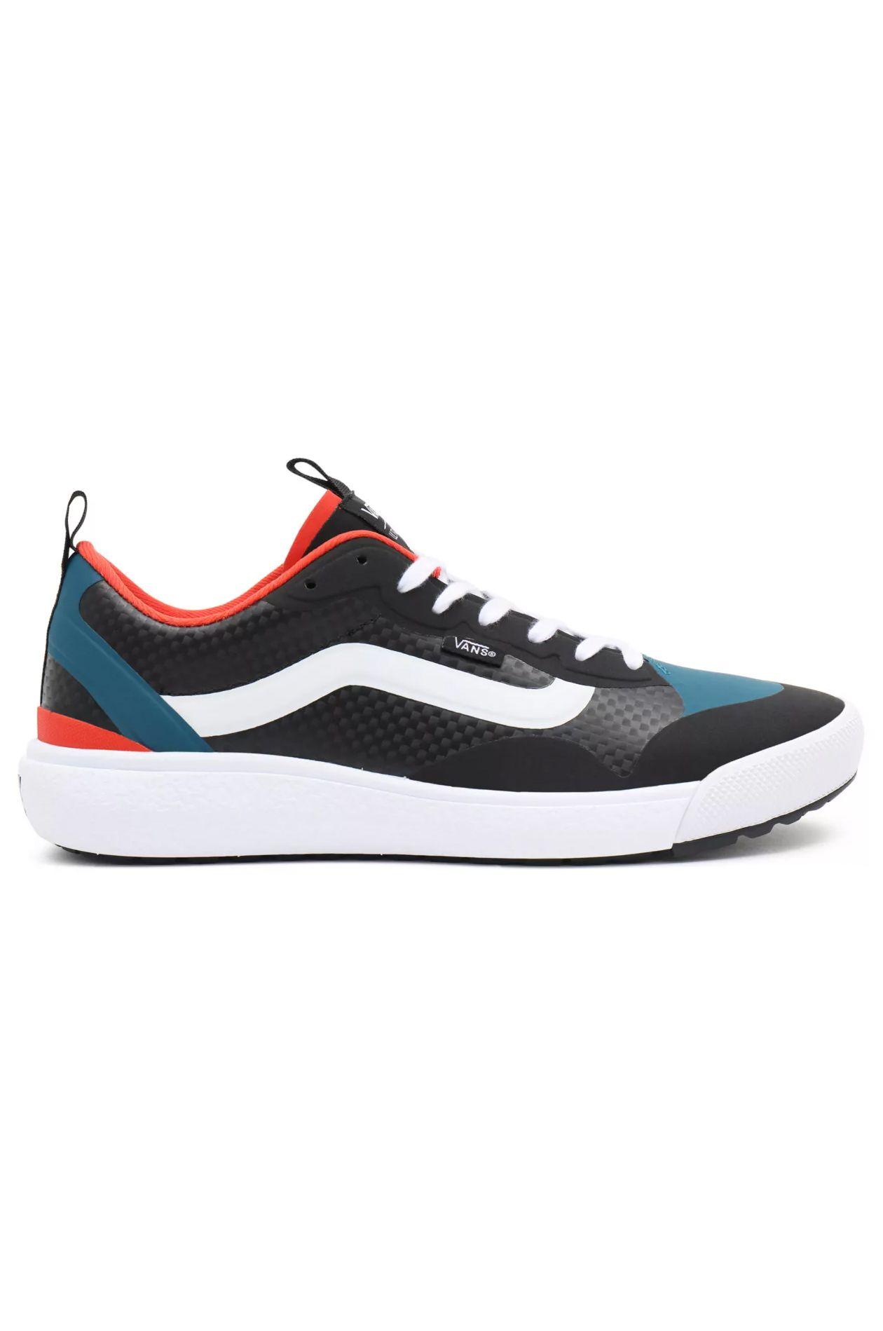 Vans Shoes UA ULTRARANGE EXO (Carbon) Black/Electric Orange