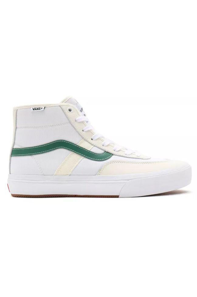 Vans Shoes MN CROCKETT HIGH (Sport Vtg) White/Marshmallow