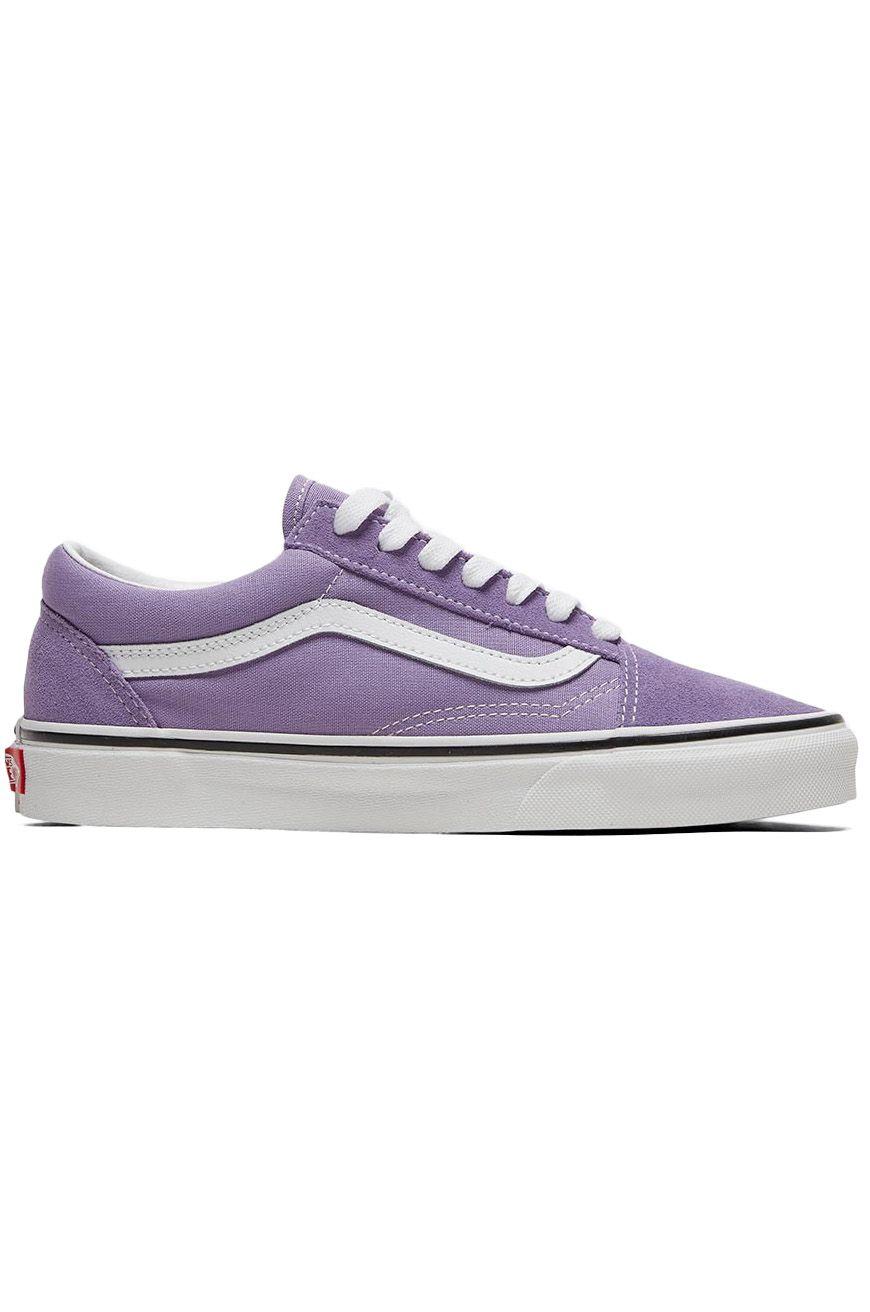 Vans Shoes UA OLD SKOOL Chalk Violet/True White