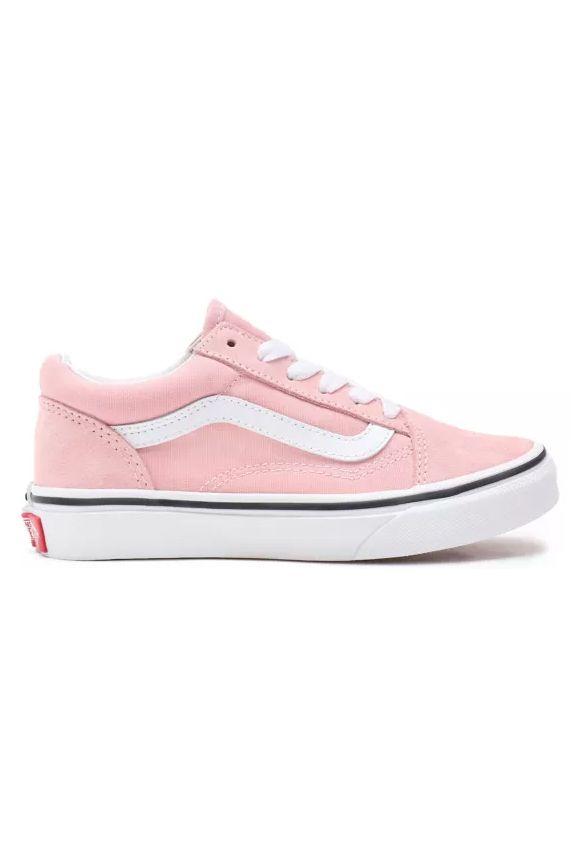 Tenis Vans UY OLD SKOOL Powder Pink/True White