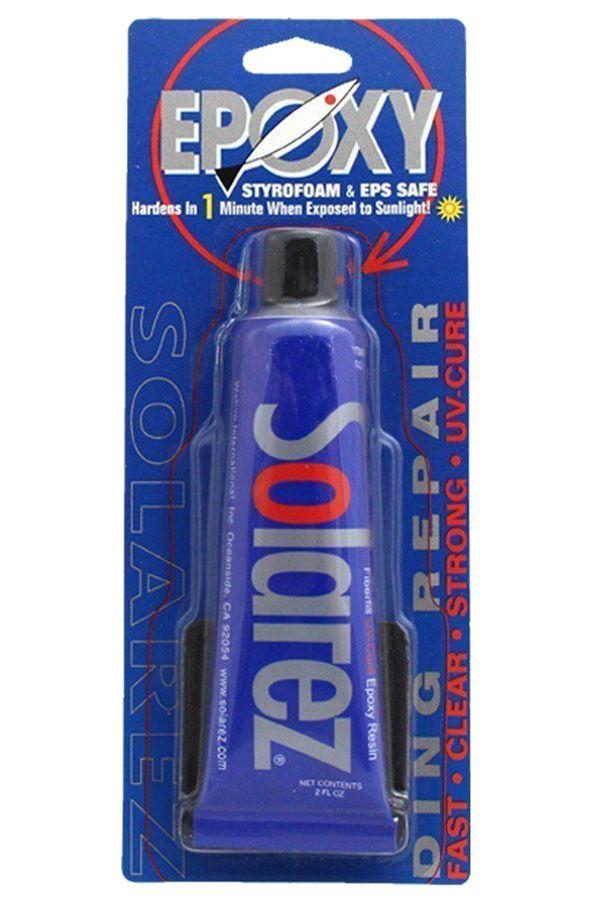 KitRepair Solarez EPOXY DING Sortidas