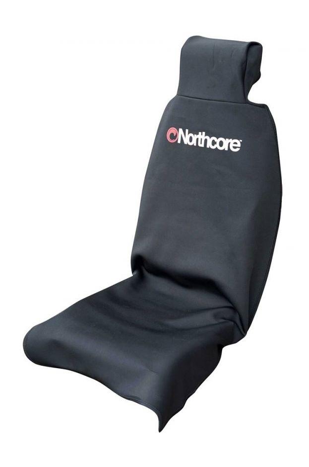 Northcore Boardbag NEOPRENE VEHICLE SEAT COVER -SINGLE BLACK Black