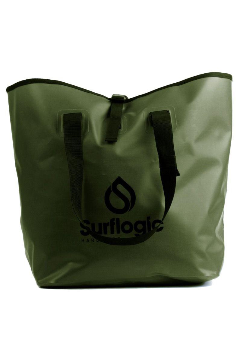 Surf Logic Bag WATERPROOF DRY-BUCKET 50L Olive Green