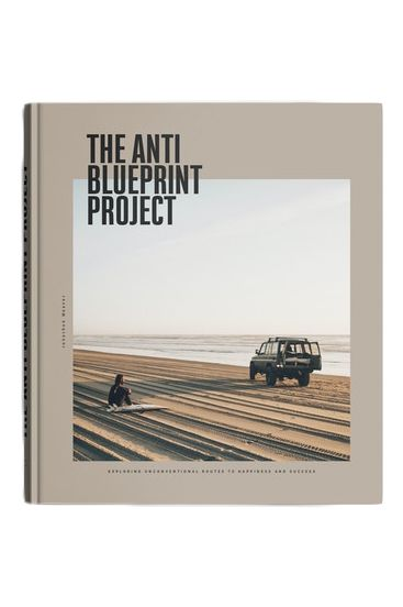 VR Book THE ANTI BLUEPRINT PROJECT Assorted
