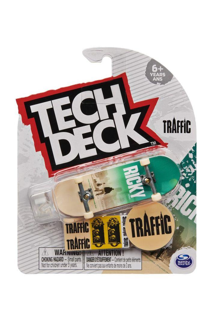 Tech Deck Fingerboard TECH DECK Assorted