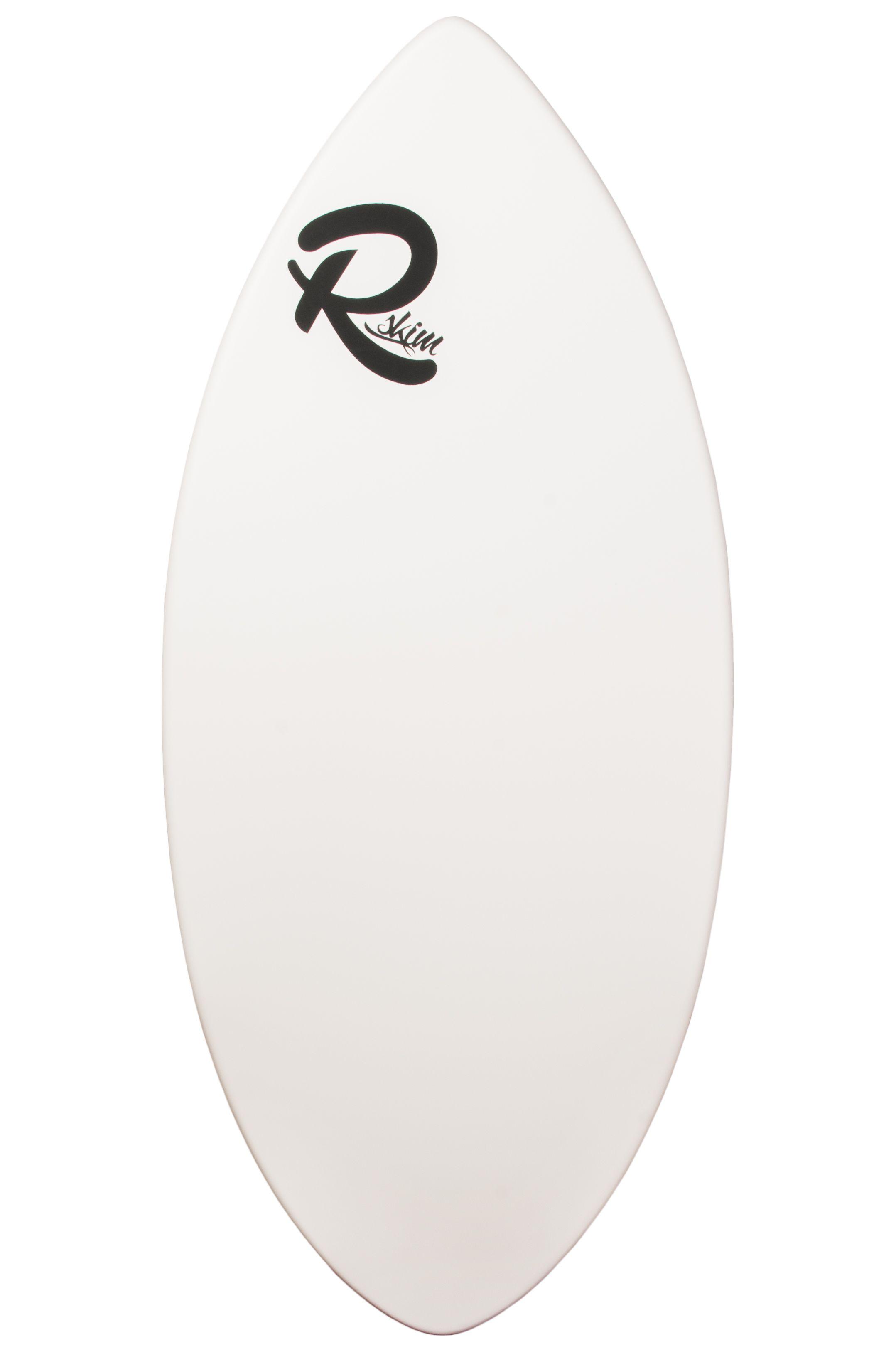RSkimboards Skimming Board BASIC Branco