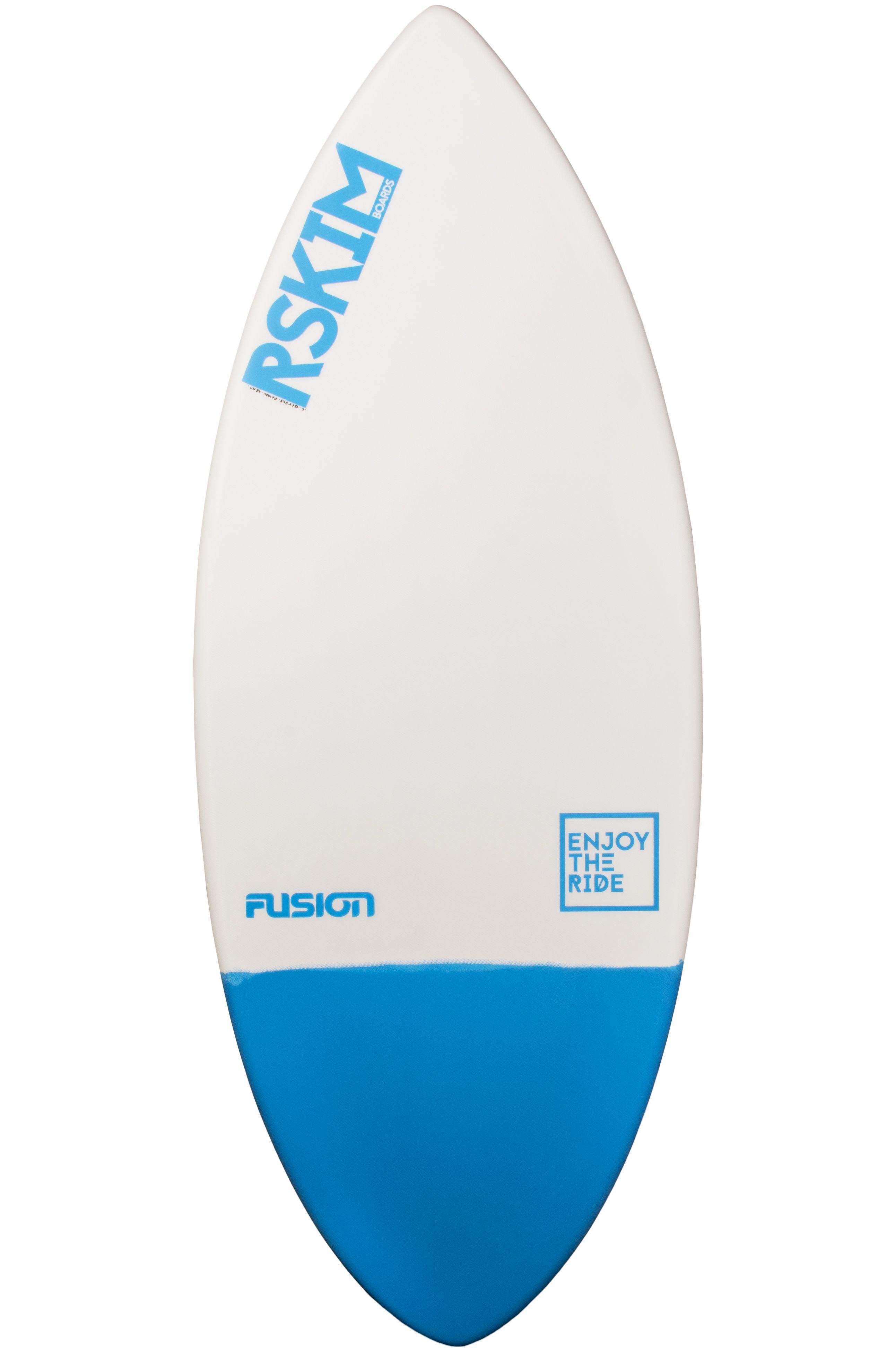 RSkimboards Skimming Board FUSION Branco/Azul
