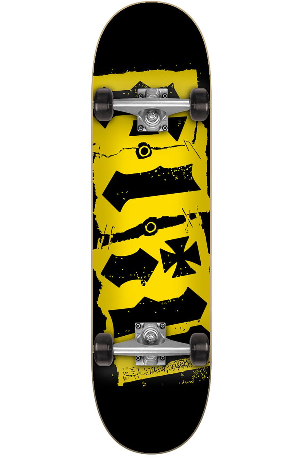 "Flip Skate 7.5"" X 31.6"" TEAM DESTROYER Black"