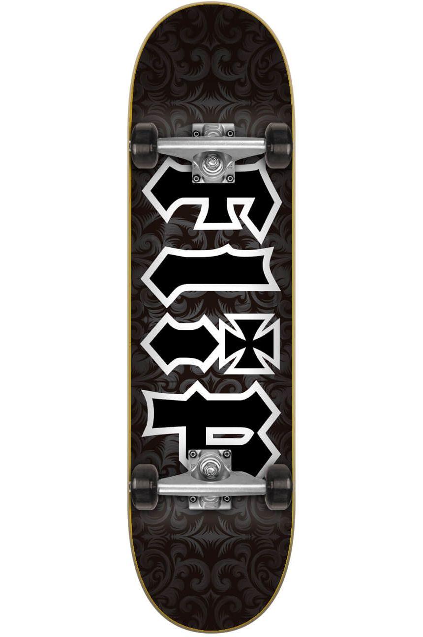 "Flip Skate 8"" X 31.85"" HKD GOTHIC BLACK Assorted"