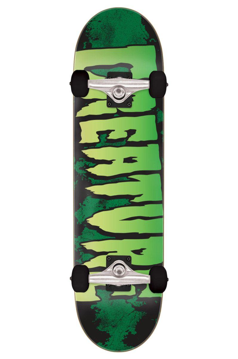 "Creature Skate 8.25"" X 31.5"" LOGO LARGE Assorted"