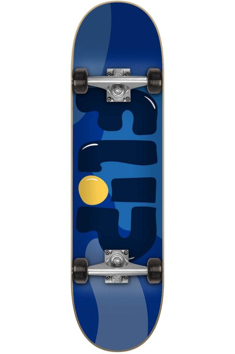 """Street Skate Flip 7.87"""" X 31.60"""" FLUME BLUE Assorted"""