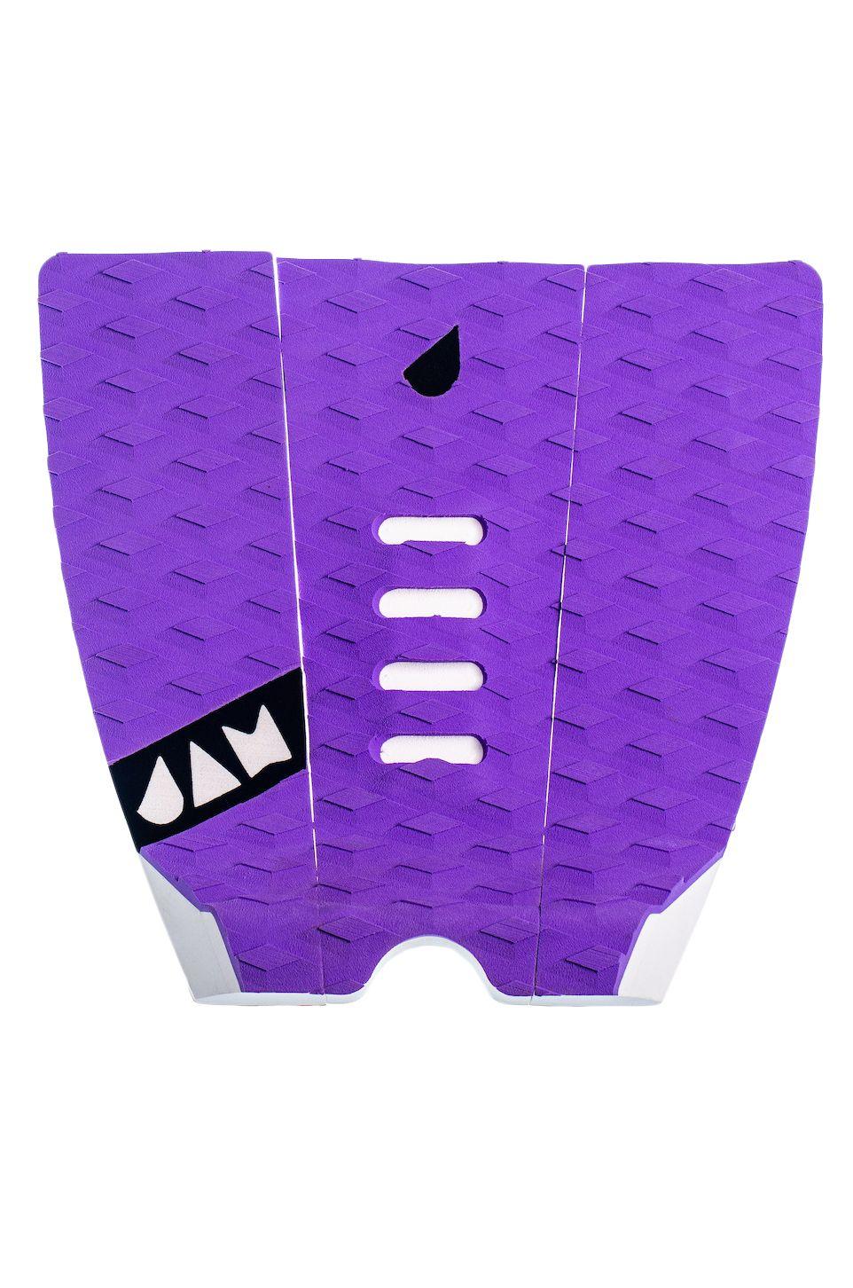 Jam Deck MINI-ME SMALL 3 PIECE TRACTION PAD Purple/White